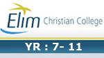 Elim College Yr 7-11