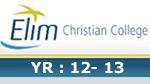 Elim College Yr 12-13